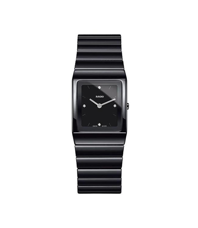 Rado Ceramica Black Jubilé dames horloge R21702702