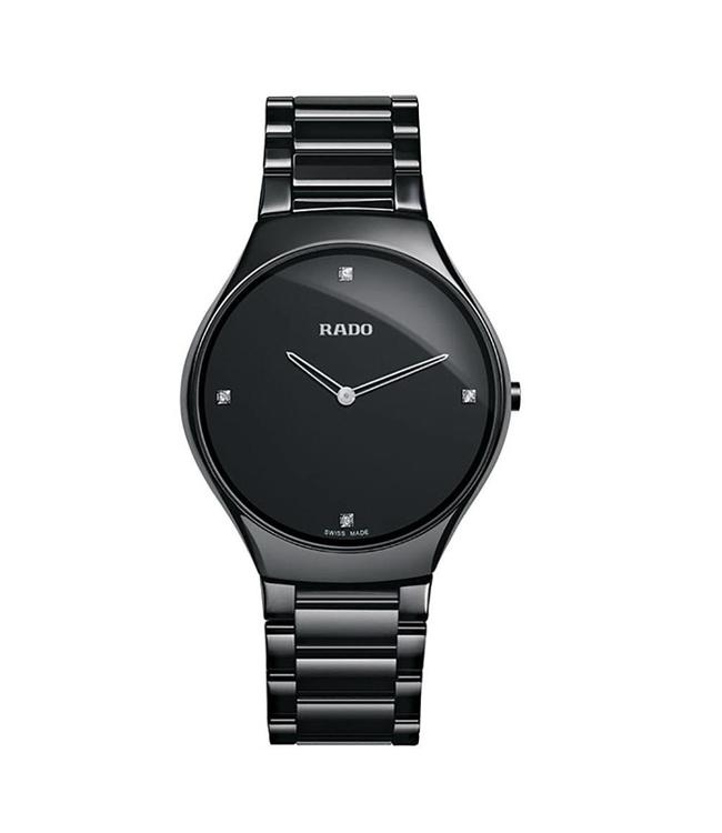 Rado True Thinline Diamonds dames horloge R27741712