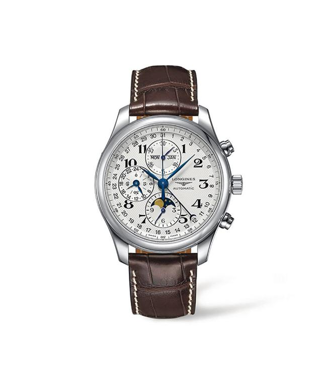 Longines Master Collection Automatic with Moon phase heren horloge L27734783