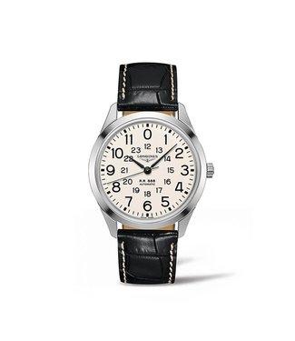 Longines Railroad Automatic heren horloge L28034230