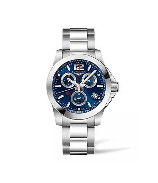 Longines Conquest Chronograph heren horloge L37004966