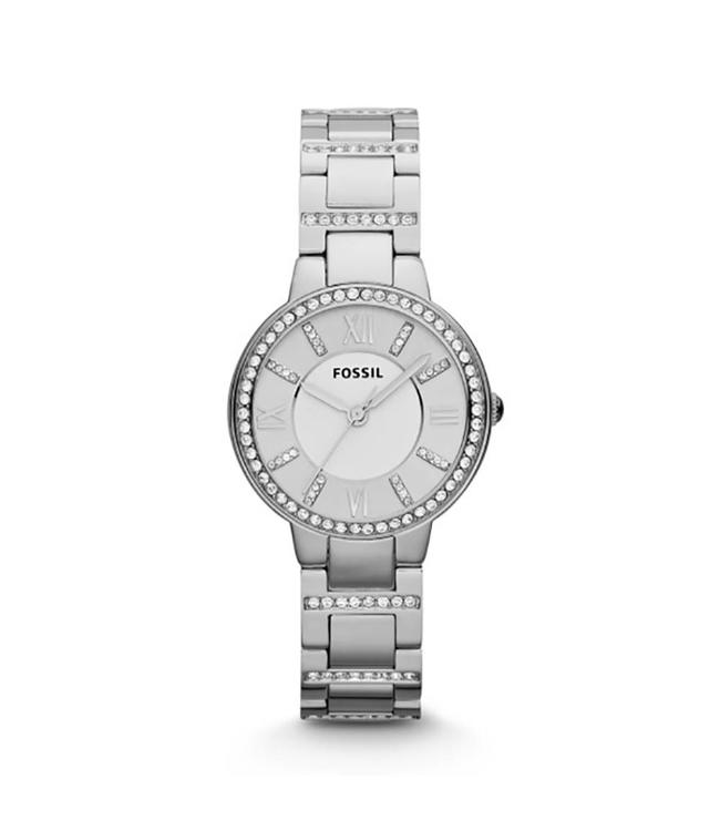 Fossil Virginia dames horloge ES3282