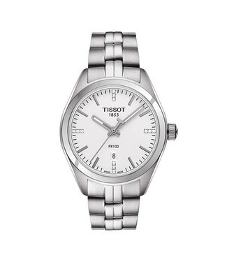 Tissot PR100 dames horloge T1012101103600