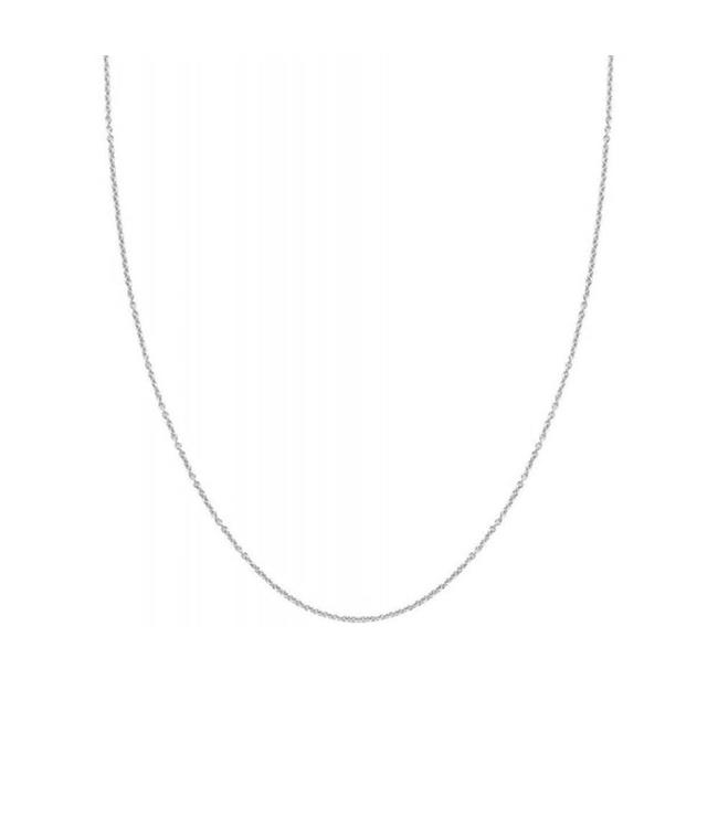 Blush ketting 14kt 3046WGO/42