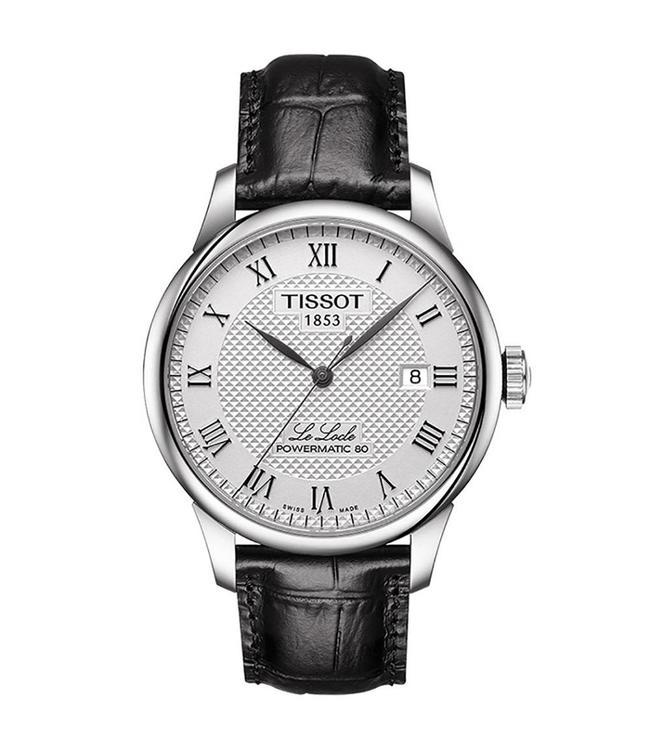 Tissot Le Locle Powermatic 80 Automatic heren horloge T0064071603300