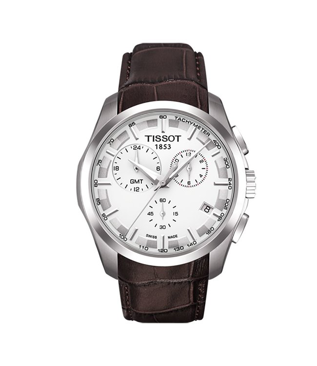 Tissot Couturier Chronograph T0354391603100