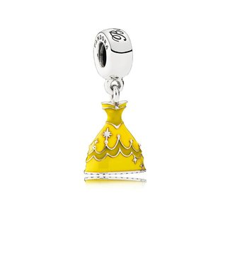 Pandora Disney Belle's Dress 791576ENMX