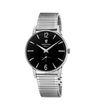 Festina Retro heren horloge F20250/4