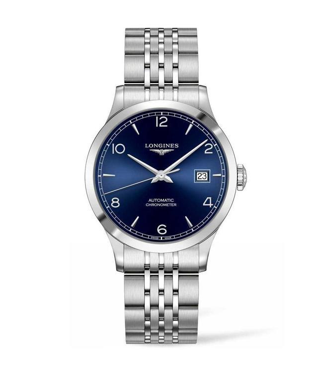 Longines Record Automatic Chronometer heren horloge L28204966