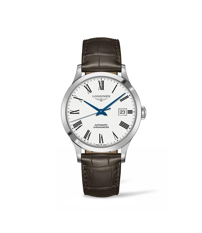 Longines Record Automatic Chronometer heren horloge L28214112