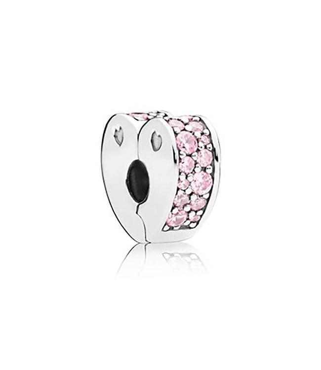 Pandora Pink Arcs of Love 797020PCZ