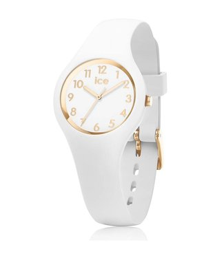 Ice Watch Ice Glam - White Gold - Numbers - Extra Small - 015341