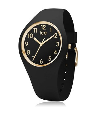 Ice Watch Ice Glam - Black Gold - Numbers Small 015338