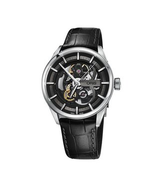Oris Artix Skeleton heren horloge 0173477144054