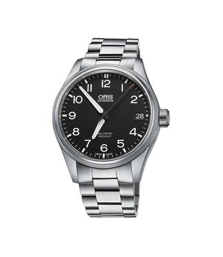 Oris Big Crown ProPilot Date heren horloge 0175176974164