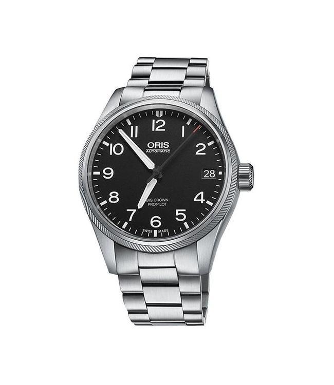 Oris Big Crown ProPilot Date heren horloge 0175176974164