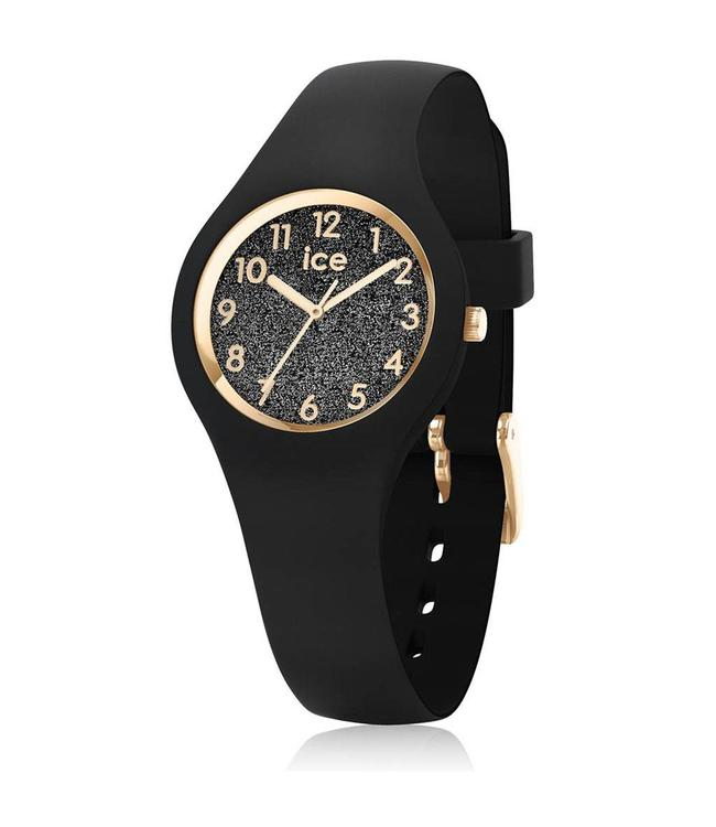 Ice Watch Ice Glitter - Black - Numbers - Extra Small - 015347