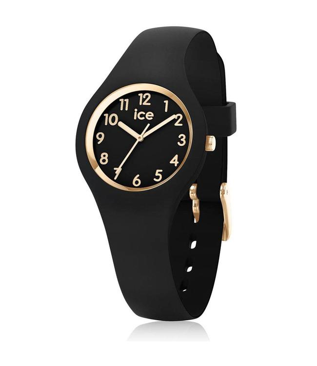 Ice Watch Ice Glam - Black Gold - Numbers - Extra Small - 015342