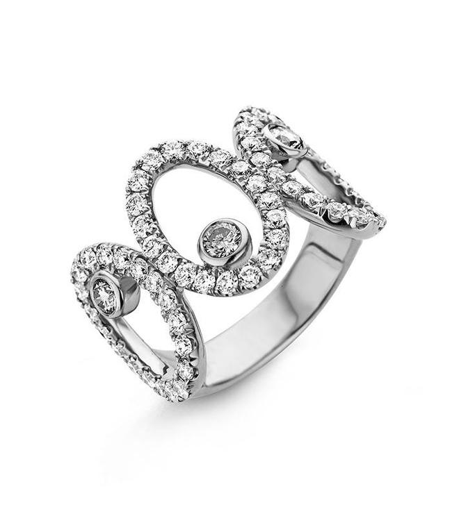 Antonellis ring Catania AO016 1,6ct