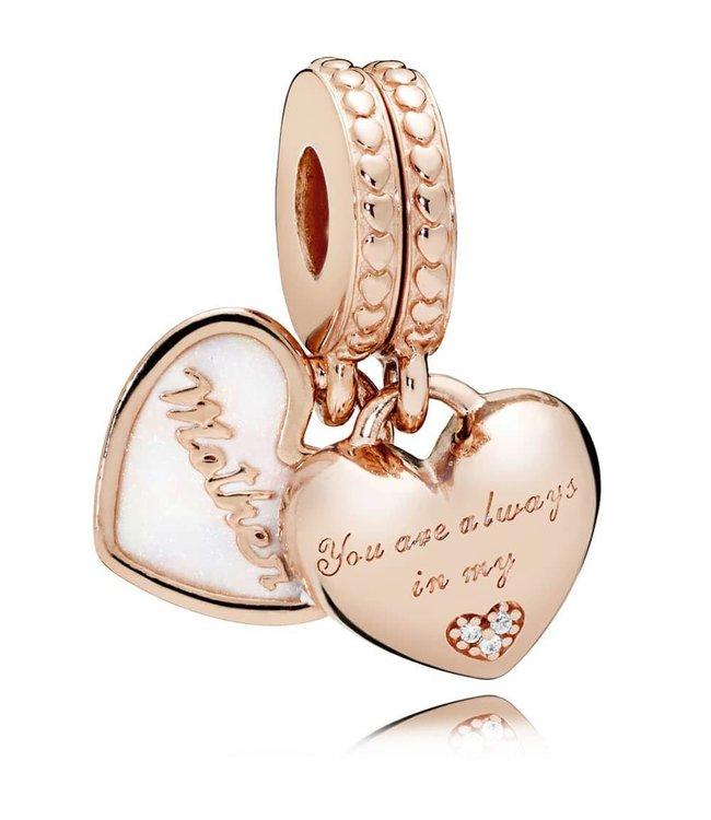 Pandora Mother & Daughter Hearts 782072EN23