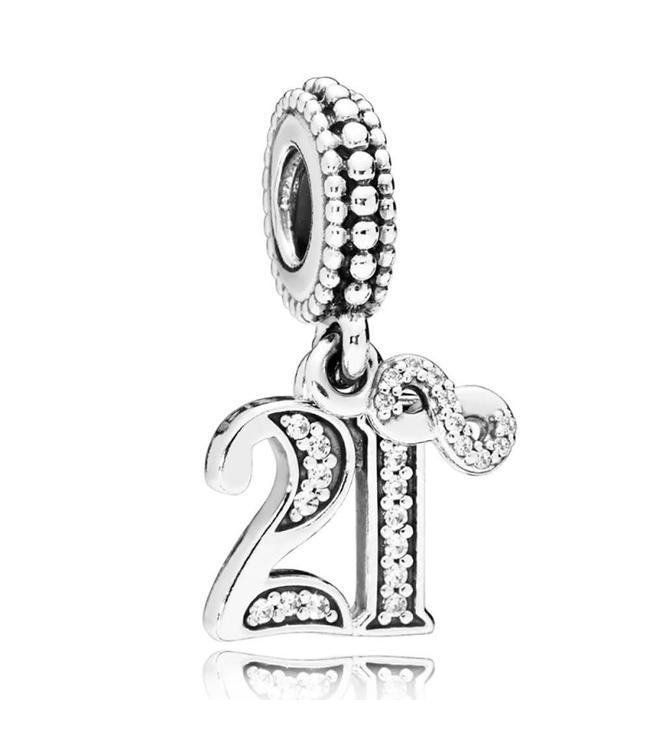 Pandora 21 Years of Love 797263CZ