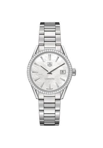 Tag Heuer Carrera dames horloge Diamonds WAR1315.BA0778