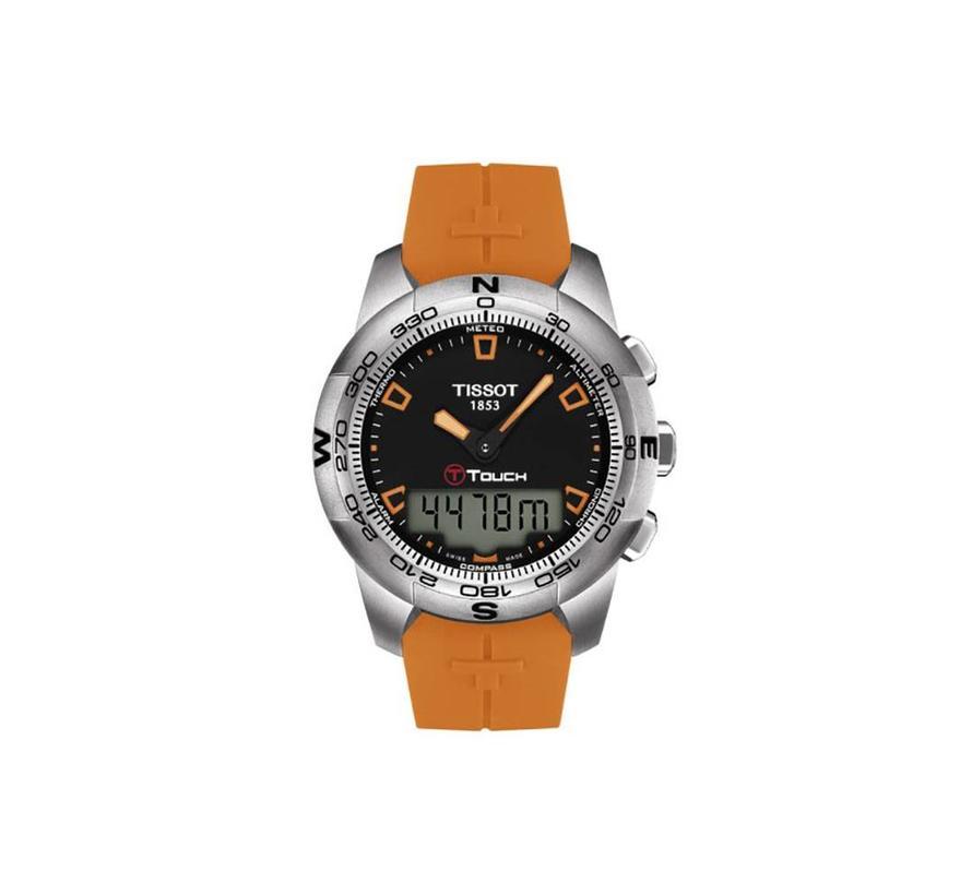 T-Touch II heren horloge T0474201705100