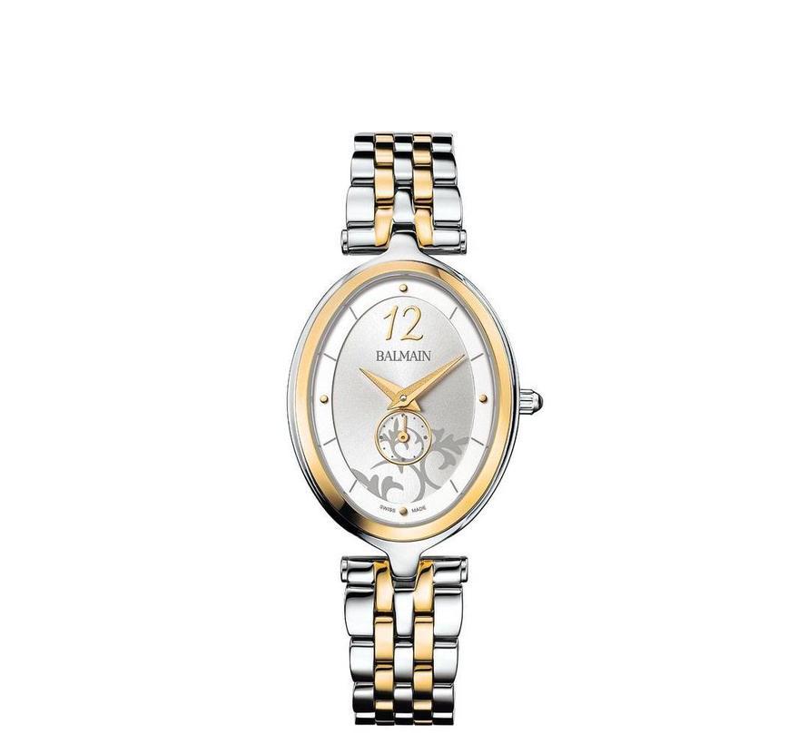 Haute Elegance Oval dames horloge B81123916