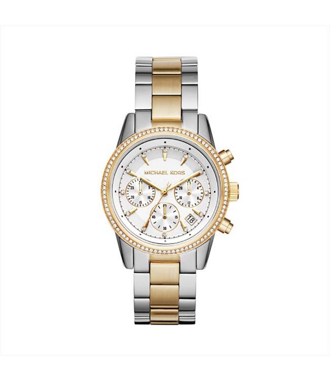 Michael Kors Ritz dames horloge MK6474