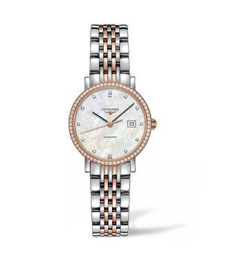 Longines Elegant Automatic dames horloge L43105887