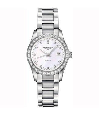 Longines Conquest Classic dames horloge L22850876