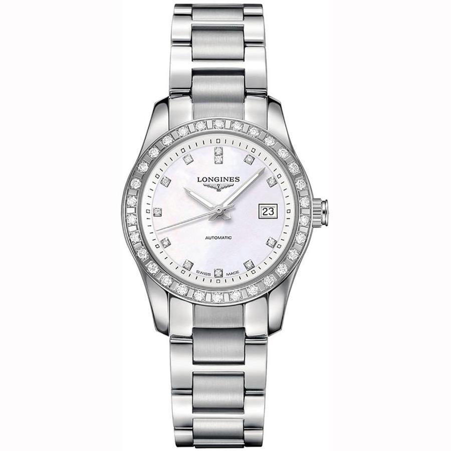 Conquest Classic dames horloge L22850876