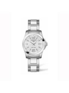 Longines Conquest dames horloge L32774766