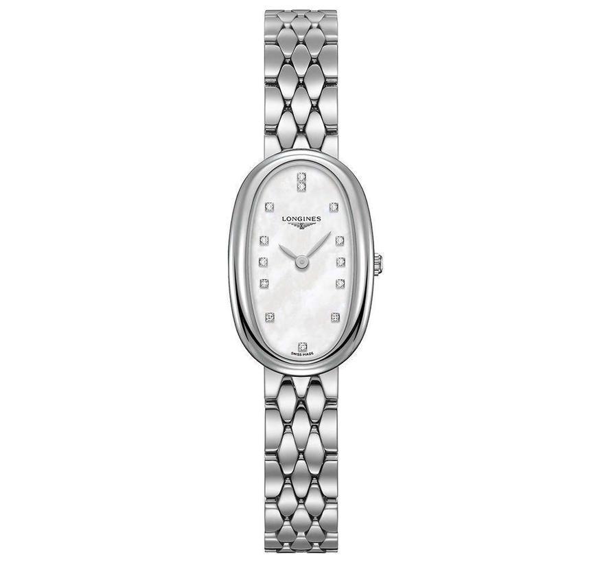 Symphonette dames horloge L23054876