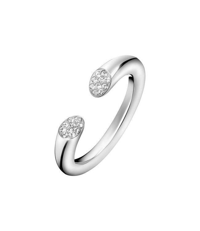 Calvin Klein ring Brilliant KJ8YMR04010