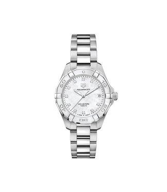 Tag Heuer Aquaracer dames horloge Diamond dial WBD1314.BA0740