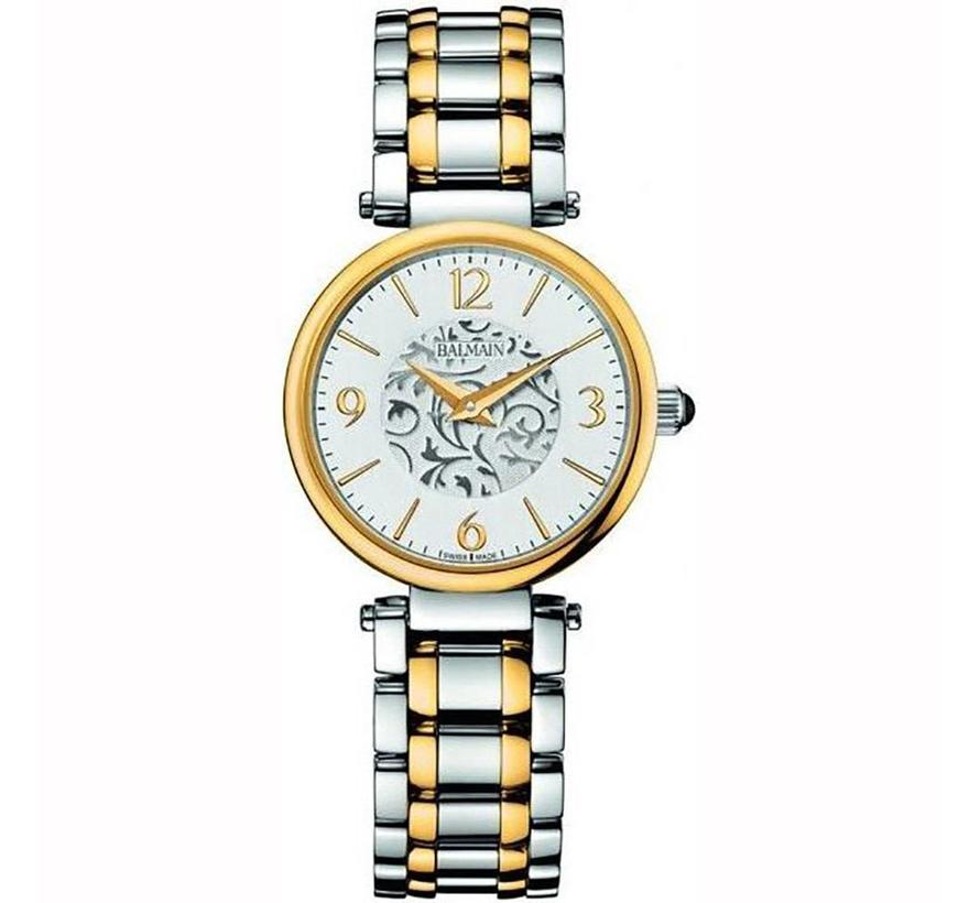 Bellafina Mini Round dames horloge B16523914