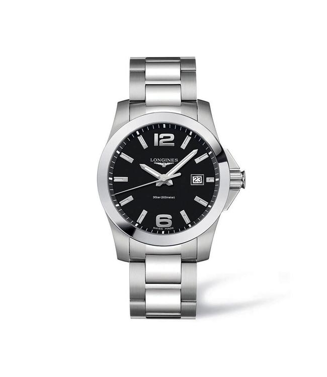 Longines Conquest heren horloge L37594586