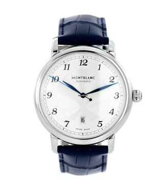 Montblanc Star Legacy Automatic heren horloge 117575