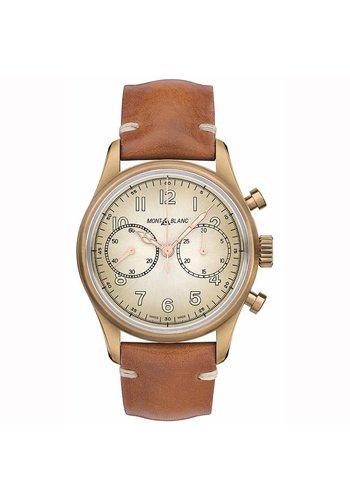 Montblanc 1858 Automatic Chronograph heren horloge 118223