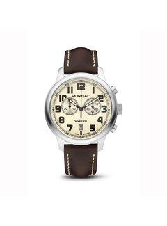Pontiac Liverpool Chrono heren horloge P40012