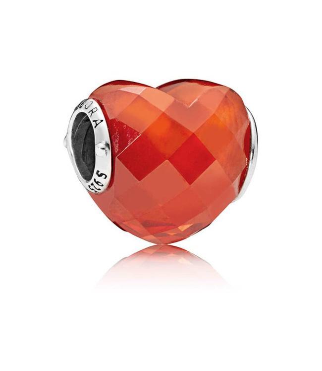 Pandora Orange Shape of Love 796563OCZ
