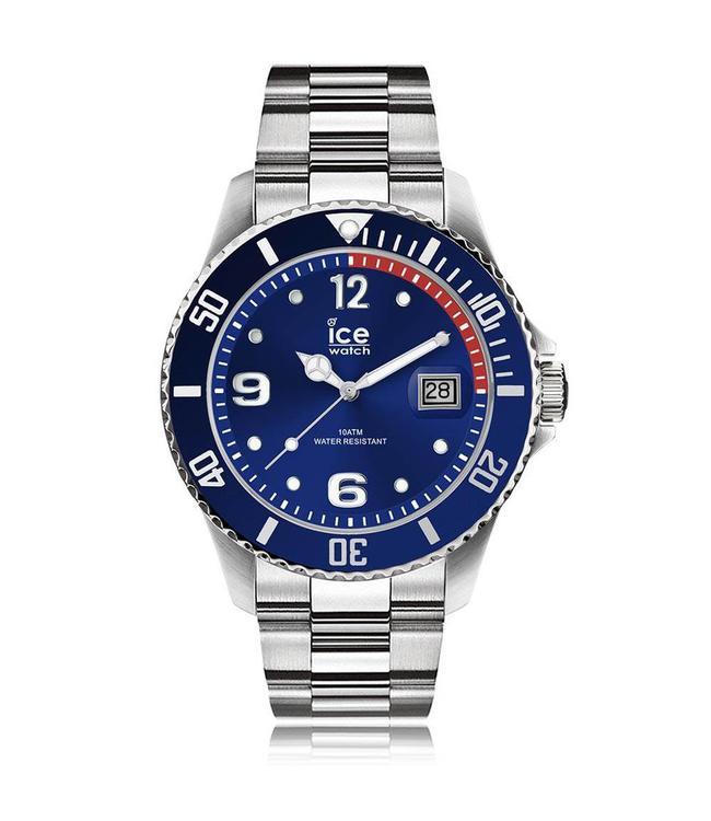 Ice Watch Ice Steel Blue Silver Medium 015771