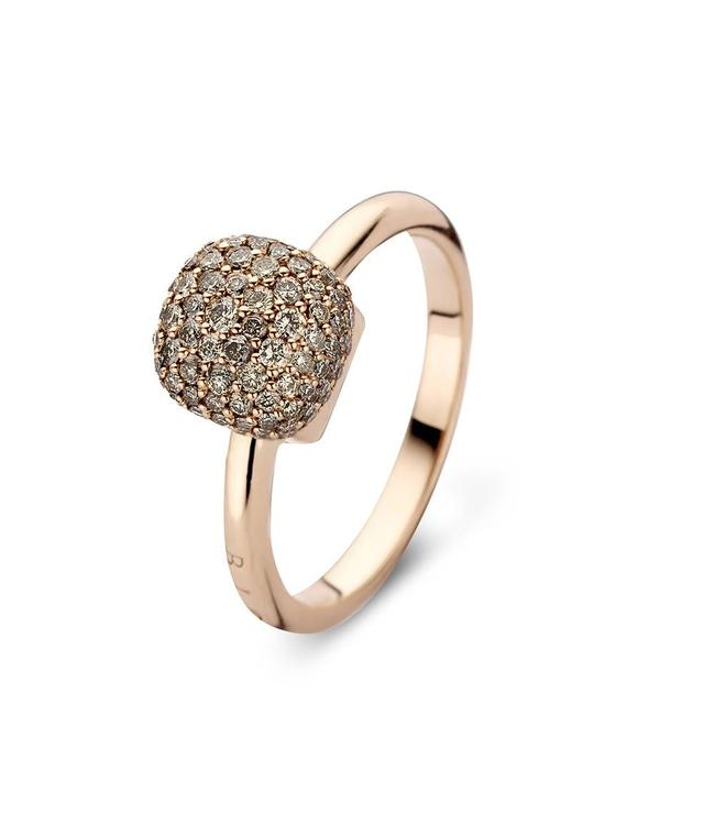 Bigli ring Mini Sweety Pave 23R156Rbrdia