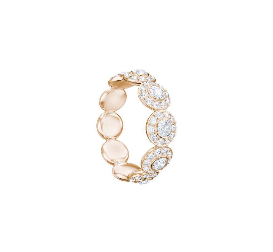 Angelic ring band rose