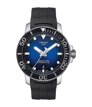 Tissot Seastar 1000 Powermatic 80 heren horloge T1204071704100
