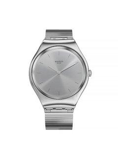 Swatch Skinpole heren horloge SYXS103GG