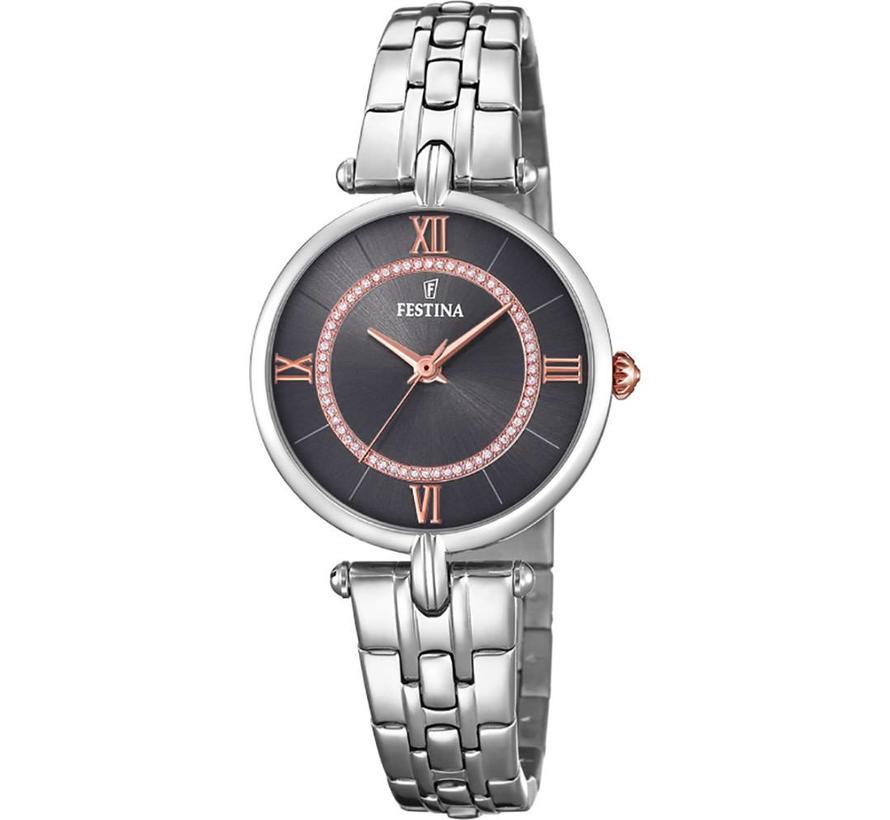 Mademoiselle dames horloge F20315/2