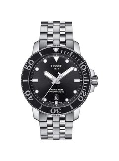 Tissot Seastar Powermatic 80 heren horloge T1204071105100
