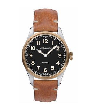 Montblanc 1858 Automatic heren horloge 117833